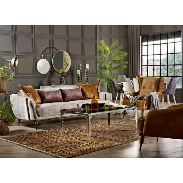 Erciyes Sofa Set