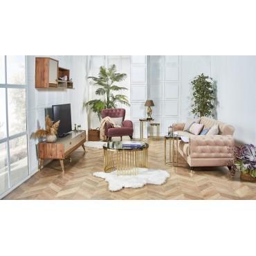 Goksu sofa Set
