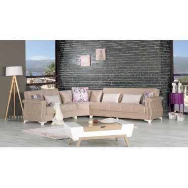 Cidde Corner Sofa Set