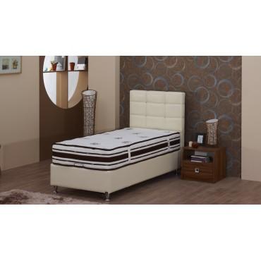 Nova Leather Bedbase